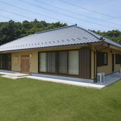 ふじみ野市上野台で自然素材の和風住宅をお探しなら埼玉県川越市の三幸住宅まで♪ 4-12