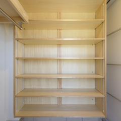 和風なシューズクロークは埼玉県川越市の三幸住宅にお任せください!