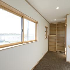 シンプルな洋室は埼玉県川越市の三幸住宅にお任せください!