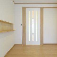 シンプルなリビングは埼玉県川越市の三幸住宅にお任せください!