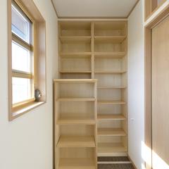 シンプルな収納は埼玉県川越市の三幸住宅にお任せください!