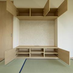 和モダンな和室は埼玉県川越市の三幸住宅まで!