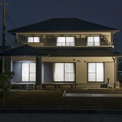 シンプルモダンな外構は埼玉県川越市の三幸住宅まで!