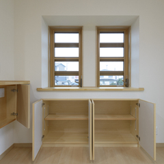 シンプルな収納は埼玉県川越市の三幸住宅まで!