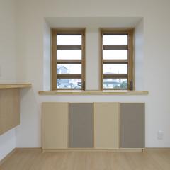 シンプルなリビングは埼玉県川越市の三幸住宅まで!