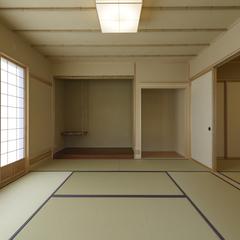 趣と広さを魅せる和室
