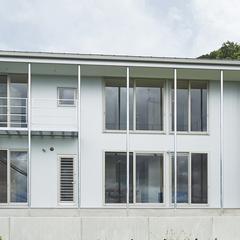 天童市の注文住宅なら山形県山形市の設計士とつくるデザイナーズ住宅ハウスデザインまで♪1-2-1 ガルバリウム・キューブフリー・外壁