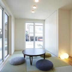 山形市の夢のマイホームなら山形県山形市の設計士とつくるデザイナーズ住宅ハウスデザインまで♪1-1-3