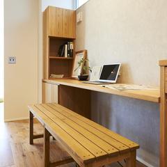 山形市の夢のマイホームなら山形県山形市の設計士とつくるデザイナーズ住宅ハウスデザインまで♪1-1-6 カウンター・造作・キッチン