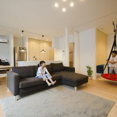 山形市の新築一戸建なら山形県山形市の設計士とつくるデザイナーズ住宅ハウスデザインまで♪ 子育て、和室、キッズルーム