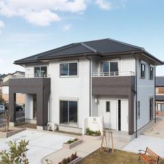 札幌市東苗穂町の暮らしづくりの新築デザインの住宅メーカーなら札幌市清田区のハウスメーカークレバリーホームまで♪環状通店