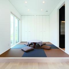 札幌市中央区北二十二条西のアジアンな外観の家でのあるお家は、クレバリーホーム 環状通店まで!