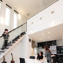 新築デザインの自由設計住宅なら夕張郡由仁町のハウスメーカークレバリーホームまで♪函館店