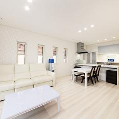 自由設計デザインの高品質住宅なら南津軽郡のハウスメーカークレバリーホームまで♪青森東店