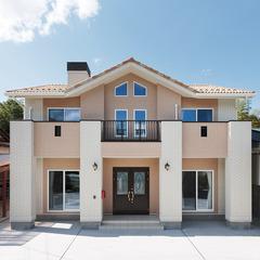"""自由設計デザインの高品質住宅なら滝沢市のハウスメーカークレバリーホームまで♪ 北上店"""""""