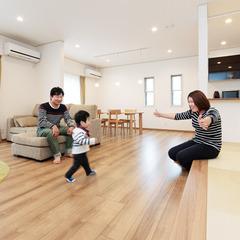木造一戸建の新築デザインなら和賀郡のハウスメーカークレバリーホームまで♪ 北上店