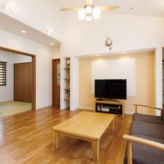 高耐久住宅の暮らしづくりなら岩手町のハウスメーカークレバリーホームまで♪ 北上店