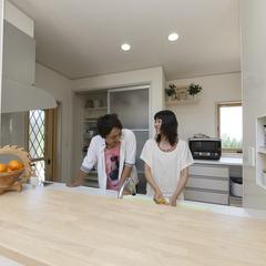 新築一戸建の暮らしづくりなら奥州市のハウスメーカークレバリーホームまで♪ 北上店