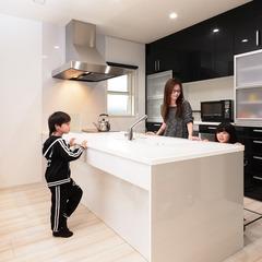 新築デザインの自由設計住宅なら多賀城市のハウスメーカークレバリーホームまで♪古川店
