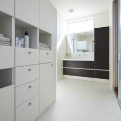 仙台市泉区高玉町の家事動線のいい家で防水性に優れたガルバリウム鋼板のあるお家は、クレバリーホーム 泉中央店まで!