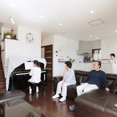 仙台市若林区元茶畑の地震に強い木造デザイン住宅を建てるならクレバリーホーム仙台南店