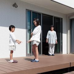 登米市豊里町外六番江で地震に強いマイホームづくりは宮城県登米市の住宅メーカークレバリーホーム♪