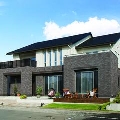 登米市豊里町山根前の高気密高断熱の家でストリップ階段のあるお家は、クレバリーホーム 佐沼店まで!