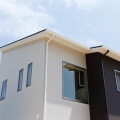 秋田市新屋沖田町のデザイナーズ住宅ならクレバリーホームへ♪秋田店