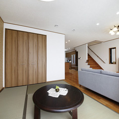 天童市天童中でクレバリーホームの高気密なデザイン住宅を建てる!