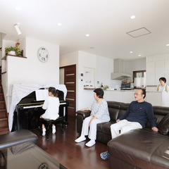 福島市笹谷の地震に強い木造デザイン住宅を建てるならクレバリーホーム福島店