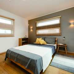 福島市石田のシンプルな家で小上がり 畳のあるお家は、クレバリーホーム福島店まで!