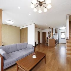 福島市上荒子でクレバリーホームの高性能なデザイン住宅を建てる!福島店