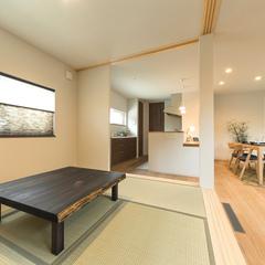 上越市有間川の新築一戸建なら新潟県のCudie Homeまで♪1-8
