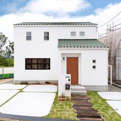 堺市で建てるカントリー調の注文住宅