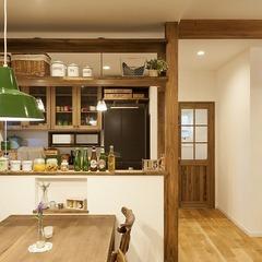 堺市中区のナチュラルなお家 注文住宅
