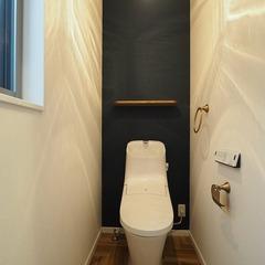 アクセントクロス トイレ