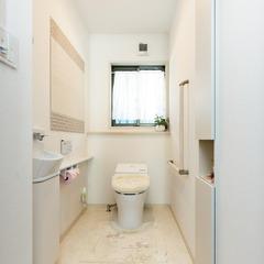 白河市関川窪の二世帯住宅ならクレバリーホーム♪白河店