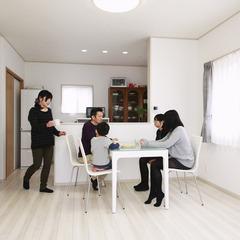 いわき市常磐松が台のデザイナーズハウスならお任せください♪クレバリーホームいわき南店