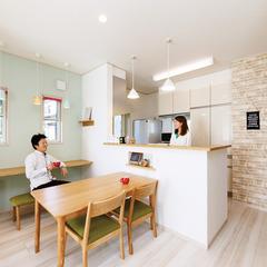 名古屋市北区東大杉町の耐震とこだわりデザインを取り入れた暮らしづくりならクレバリーホーム名古屋北店