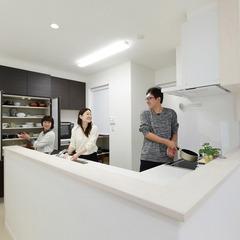 名古屋市北区山田北町で地震に強い安心して暮らせる高耐久住宅を建てる。