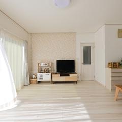 名古屋市北区田幡で地震に強い住みやすい注文デザイン住宅を建てる。