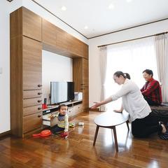 名古屋市守山区鼓が丘で地震に強い自由設計のデザイナーズハウスを建てる。