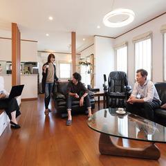 春日井市八幡町で災害に強い自由設計住宅なら愛知県春日井市の住宅会社クレバリーホームへ♪