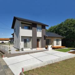 春日井市高山町で自由設計の住みやすい新築一戸建てを建てるなら愛知県春日井市のクレバリーホームへ!