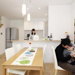 名古屋市天白区島田が丘の高品質一戸建てをクレバリーホームで建てる♪名古屋東店