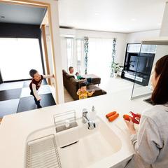 名古屋市天白区古川町で自由設計の地震に強いデザイナーズハウスを建てるなら愛知県名古屋市天白区のクレバリーホームへ!