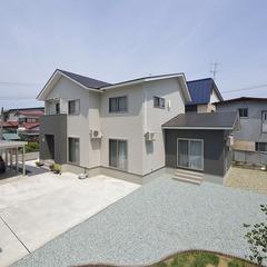 名古屋市天白区八幡山の自由設計の高性能住宅なら愛知県名古屋市天白区のクレバリーホームへ♪名古屋東店
