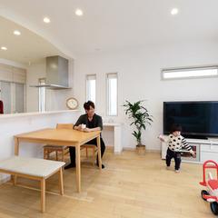 名古屋市天白区高宮町の安心して暮らせる木造注文デザイン住宅なら愛知県名古屋市天白区のクレバリーホームへ♪名古屋東店