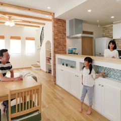 半田市西大矢知町で地震に強い自分らしいお家づくりは愛知県半田市の住宅メーカークレバリーホーム♪