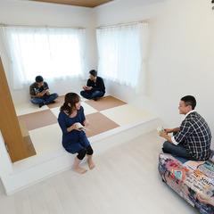 半田市福地町で地震に強い高性能マイホームづくりは愛知県半田市の住宅メーカークレバリーホーム♪